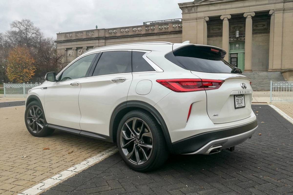 2021 Infiniti QX50: 5 Things We Like and 3 Not So Much