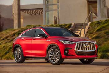 2022 Infiniti QX55: Throwback to the Future With FX-Inspired Looks