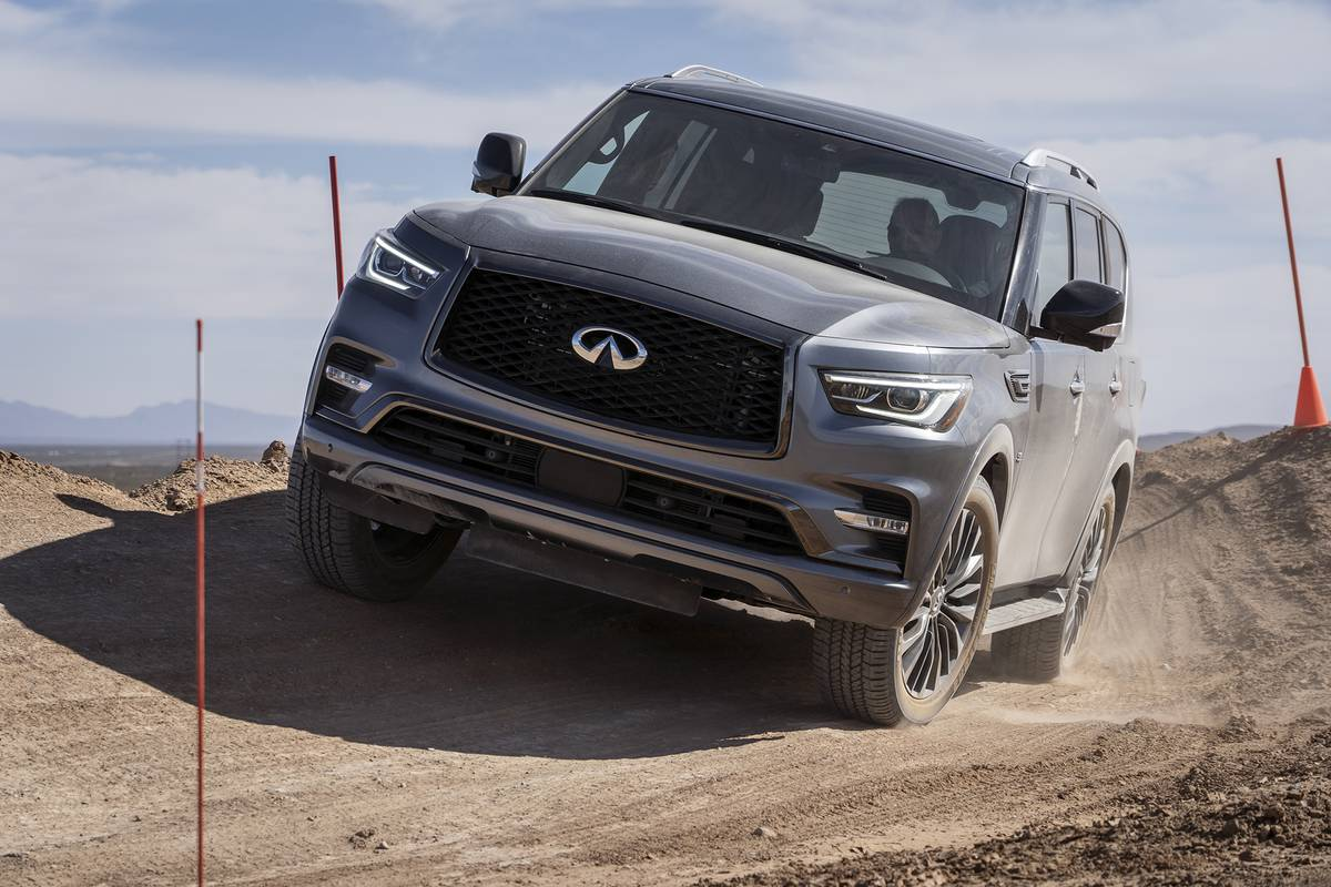 Infiniti Qx80 Which Should You Buy 2019 Or 2020 News Cars Com
