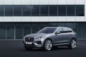 2021 Jaguar F-Pace Looks Inward to Improve