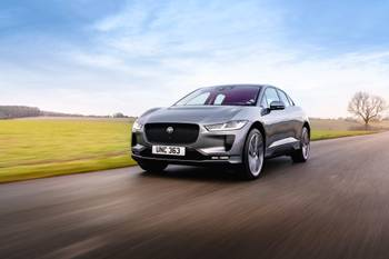 2022 Jaguar I-Pace Accelerates Charging and Infotainment; Price Starts at $71,050
