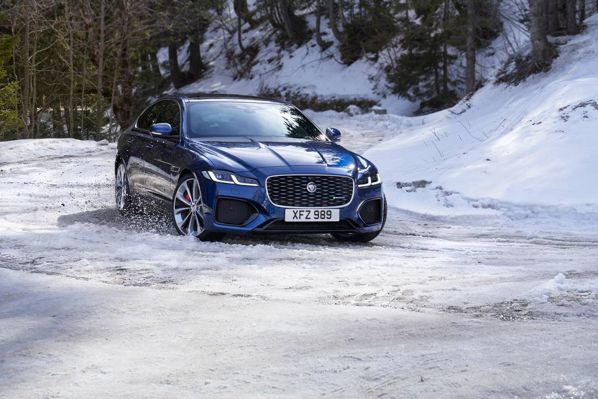 Jaguar XF Lineup Gets Spruced Up, Pared Down for 2021 ...
