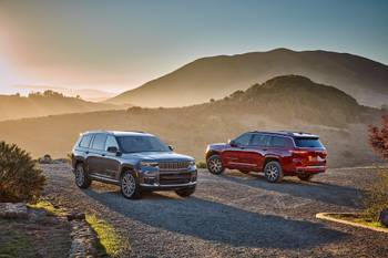 2021 Jeep Grand Cherokee L: Three Rows and Grand, but Not the Wagoneer