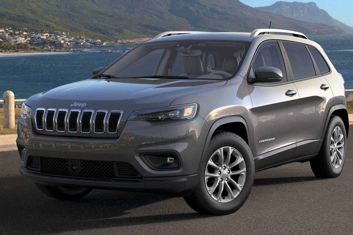 Jeep Gives 2021 Cherokee More Latitude With Latitude Lux Trim | News from Cars.com
