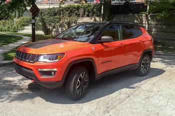 2020 Jeep Compass Review: A Compact SUV That Lost Its Way