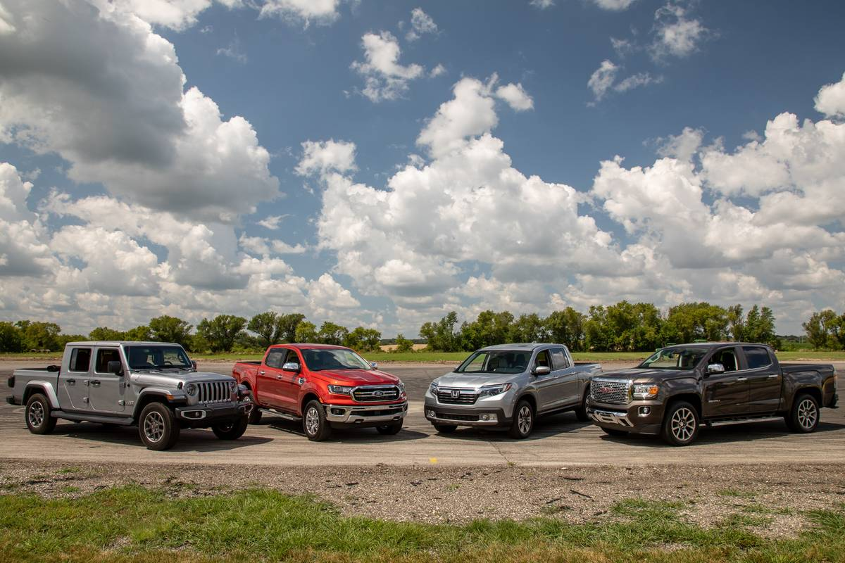 Ready For A Mid Size Truck We Rank 4 Of The Best News Cars Com