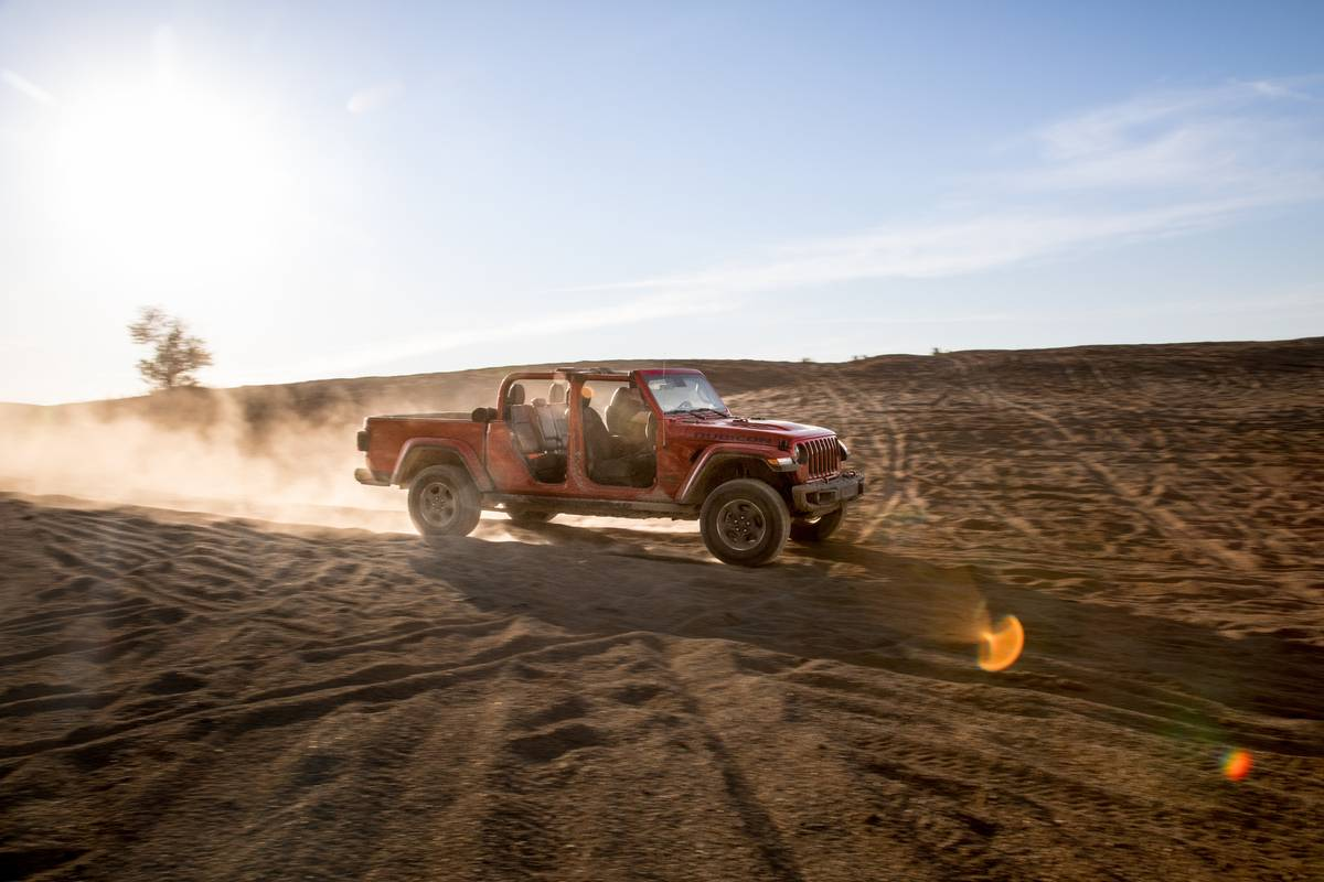 All the Pickup Truck News: Jeep Gladiator Reviewed, Ram 1500 and Ford F-150 Buying Guides and Much, Much More