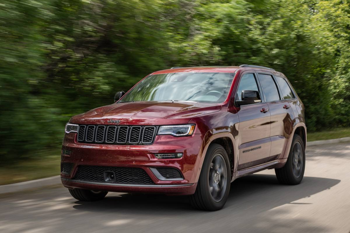 2019 Jeep Grand Cherokee 9 Things We Like And 4 That Ain T So Grand News Cars Com