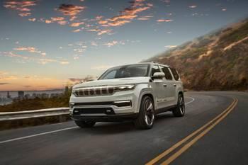 Jeep Grand Wagoneer Concept: America's Range Rover?