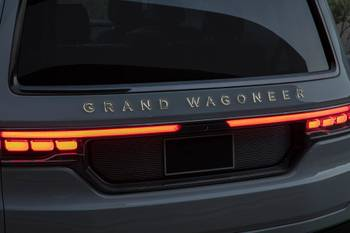 Jeep Grand Wagoneer Concept Video: Concept? More Like a Non-cept