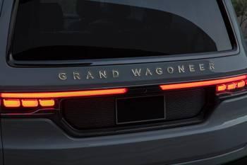 Jeep Grand Wagoneer Concept Video: Concept? More Like a Non-cept