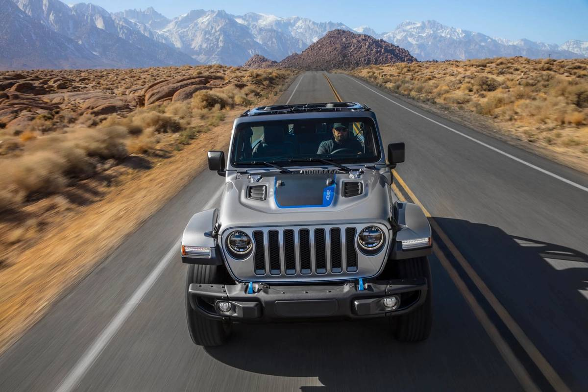 2021 Jeep Wrangler 4xe Plug-In Hybrid Launch Editions Priced Just Under $50,000