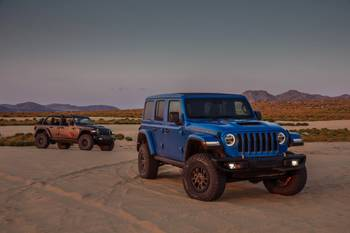 2021 Jeep Wrangler Rubicon 392: Jeep's Really Building Another V-8 Wrangler