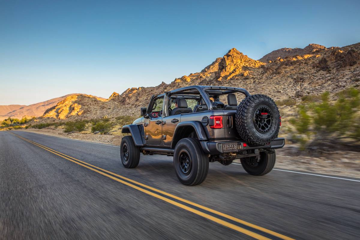 What's New for Jeep in 2021?