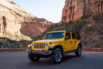 Side Curtain Airbags Help Save Lives, So Why Don't Jeep Wranglers Have Them?