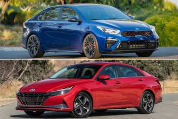 2021 Kia Forte Vs. 2021 Hyundai Elantra: Which Should You Buy?