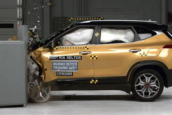 Here's Every Car That Earned an IIHS Top Safety Award for 2021