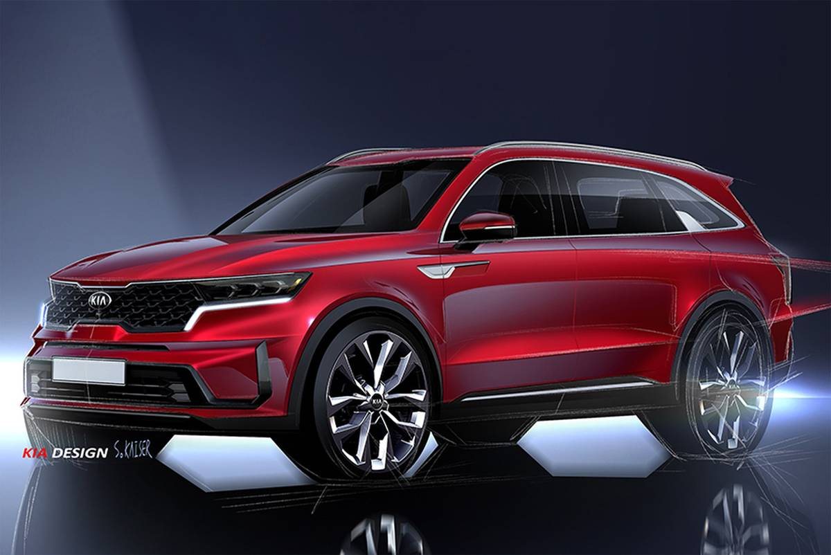 2021 Kia Sorento Very Much Alive and Kicking | News | Cars.com