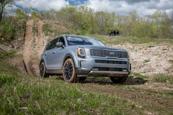 Can the 2020 Kia Telluride Really Go Off-Road?