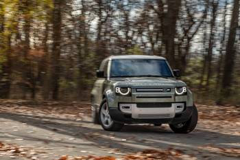2020 Land Rover Defender: 5 Things We Like and 3 Things We Don't