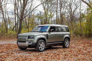 2020 Land Rover Defender Review: Tough Luxe