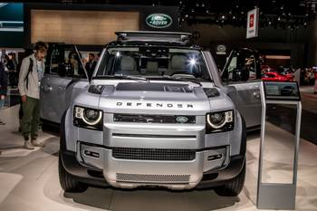 2020 Philadelphia Auto Show: 2020 Land Rover Defender and 4 Other Things You Can't Miss