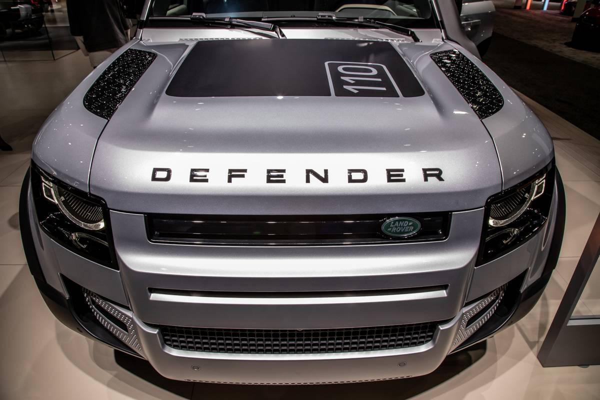 10 Biggest News Stories of the Week: Land Rover Defender Fends Off Tesla Cybertruck