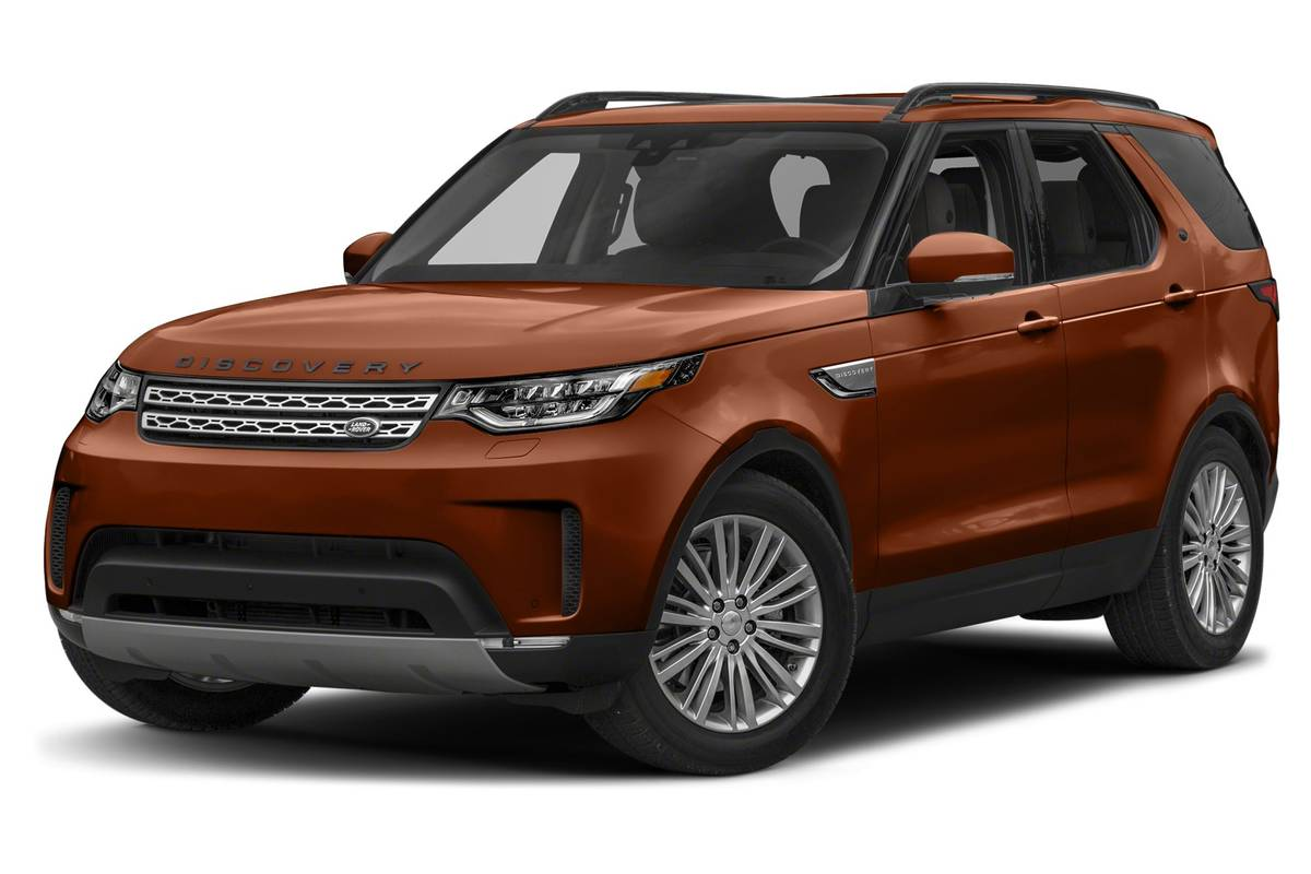 2017-2018 Land Rover Discovery: Recall Alert