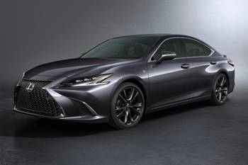 Updated 2022 Lexus ES Addresses One of Its Greatest Misses