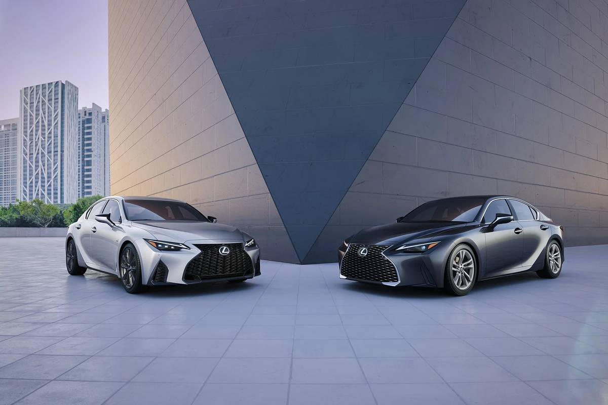 2021 Lexus IS: 'I' Is for Improved, 'S' is for Sort Of