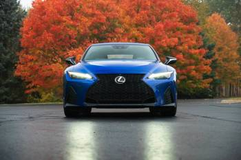 What's New From Lexus for 2021?