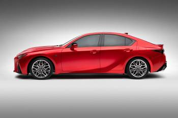 2022 Lexus IS 500 F Sport Performance: Get Your V-8 While You Can