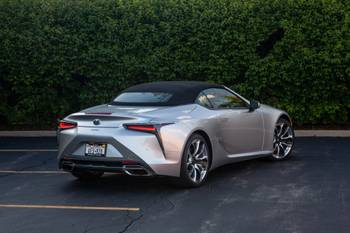 2021 Lexus LC 500 Convertible: 7 Things We Like (and 5 Not So Much)