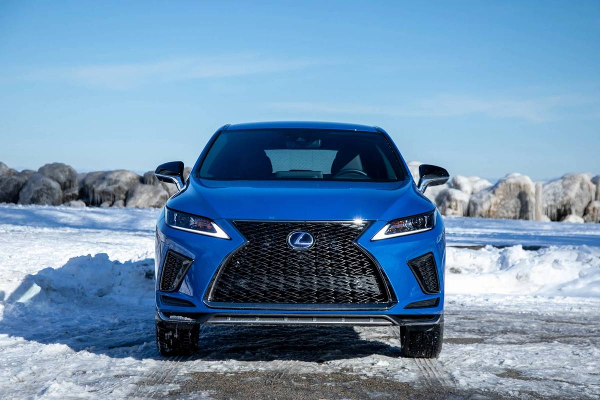 2021 Lexus RX 450h: 6 Things We Like and 2 Things We Don't