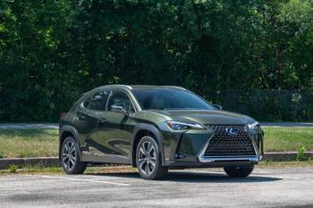 2020 Lexus UX 250h Review: An Efficient Pseudo-SUV