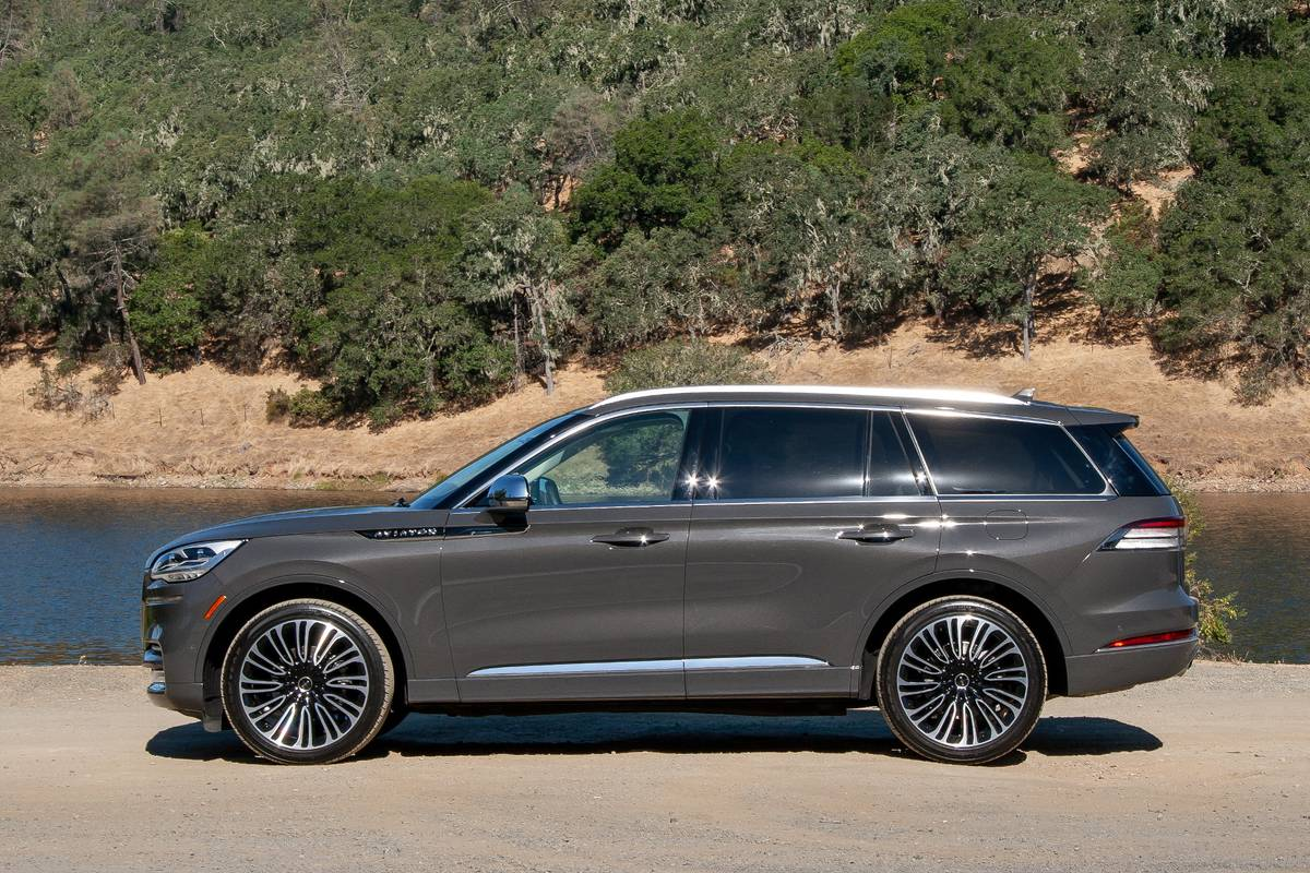 2020 Lincoln Aviator Everything You Need To Know News Cars Com