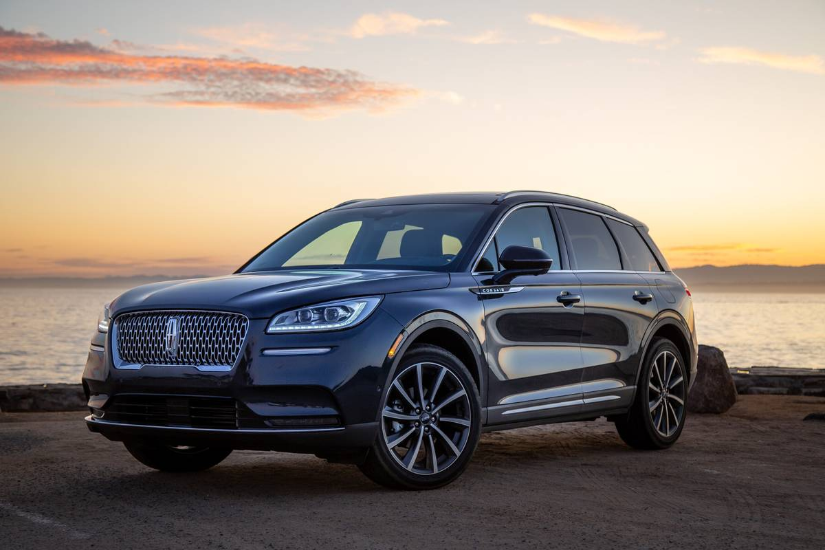 2020 Lincoln Corsair Review: A Pirate's Life for Me