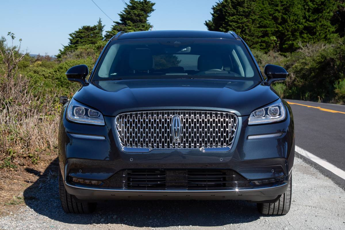 2020 Lincoln Corsair Video Visibly Better Than The Mkc News Cars Com