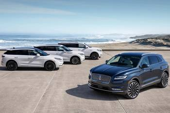 2021 Lincoln Nautilus: Subtle Changes, Nicer Digs