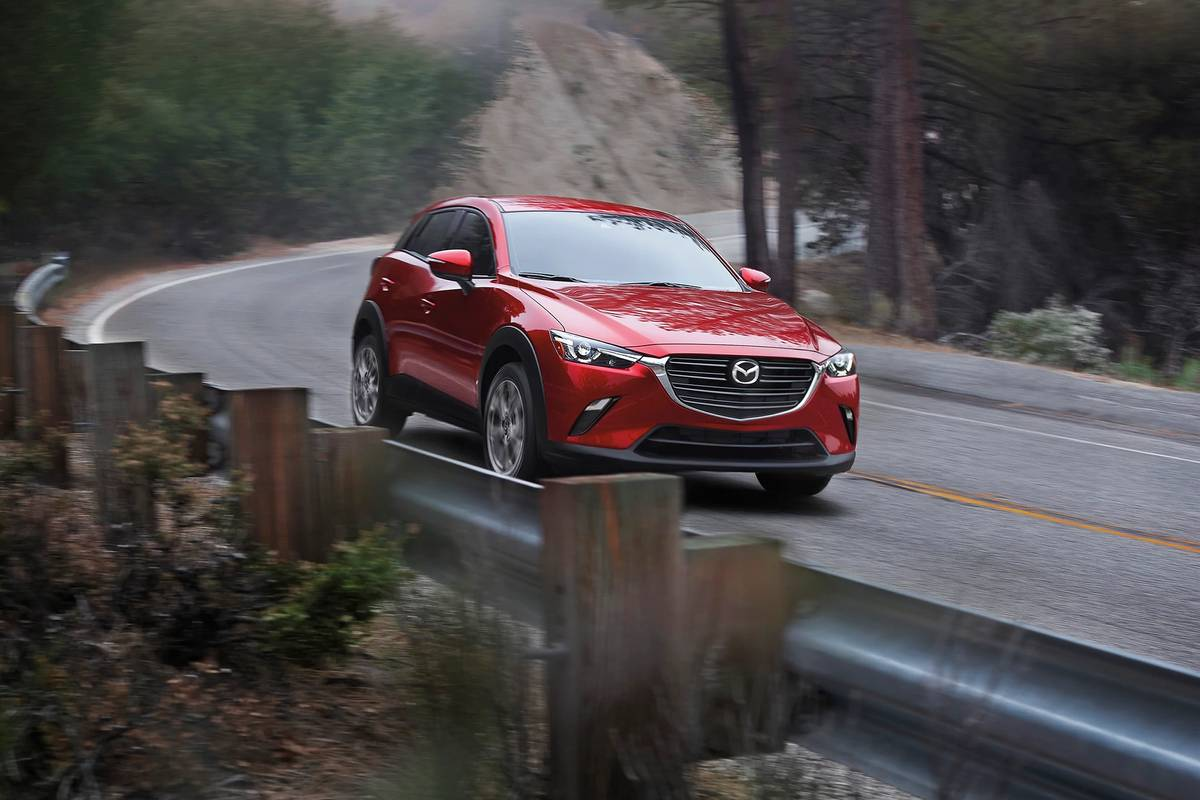 Mazda CX-3: Which Should You Buy, 2020 or 2021?