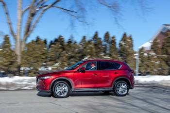 10 Biggest News Stories of the Week: 2021 Mazda CX-5 Gets Farther Than Most Fuel-Efficient Cars