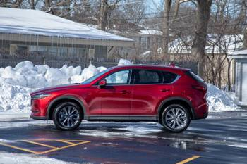 10 Biggest News Stories of the Week: 2021 Mazda CX-5 Has 2022 Mitsubishi Outlander in Tow