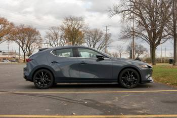 Mazda's Turbo 2.5-Liter 4-Cylinder: Great or Not So Great? Depends on the Car