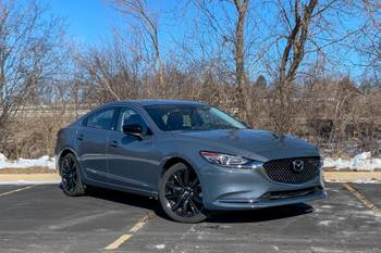 2021 Mazda6 Carbon Edition Review: A Car for Drivers, Not Users
