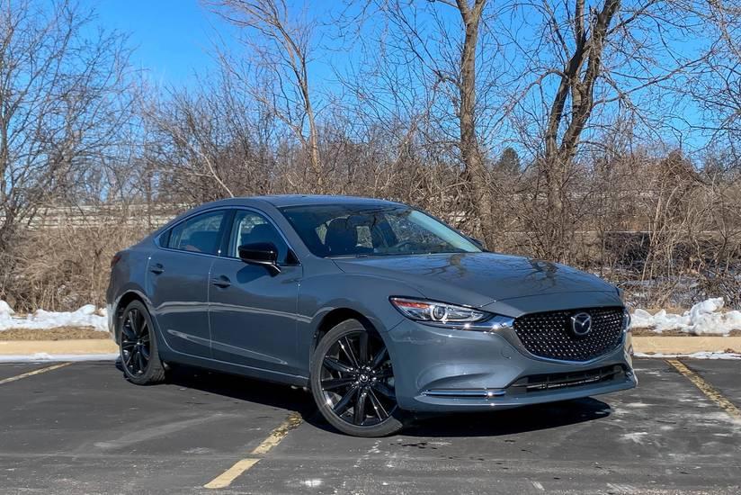 Mazda6: плюсы и минусы
