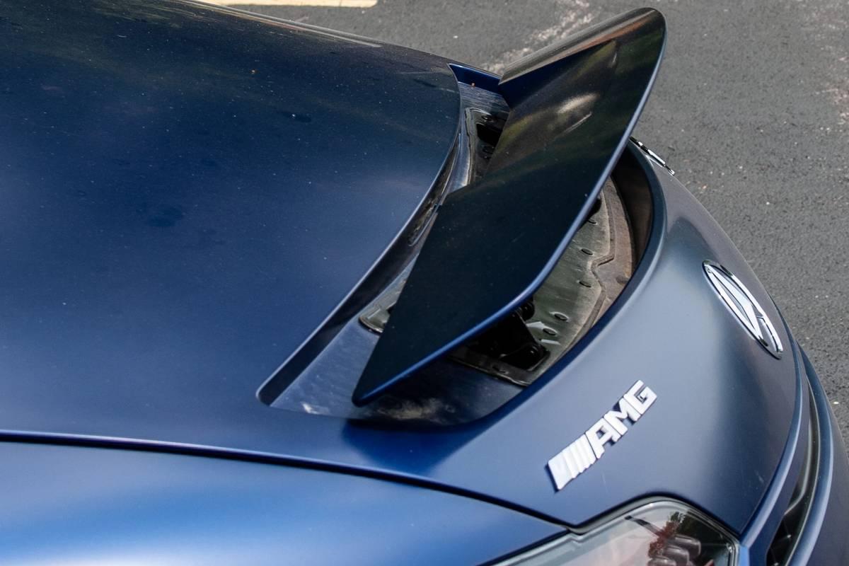 2020 Mercedes-AMG CT C spoiler