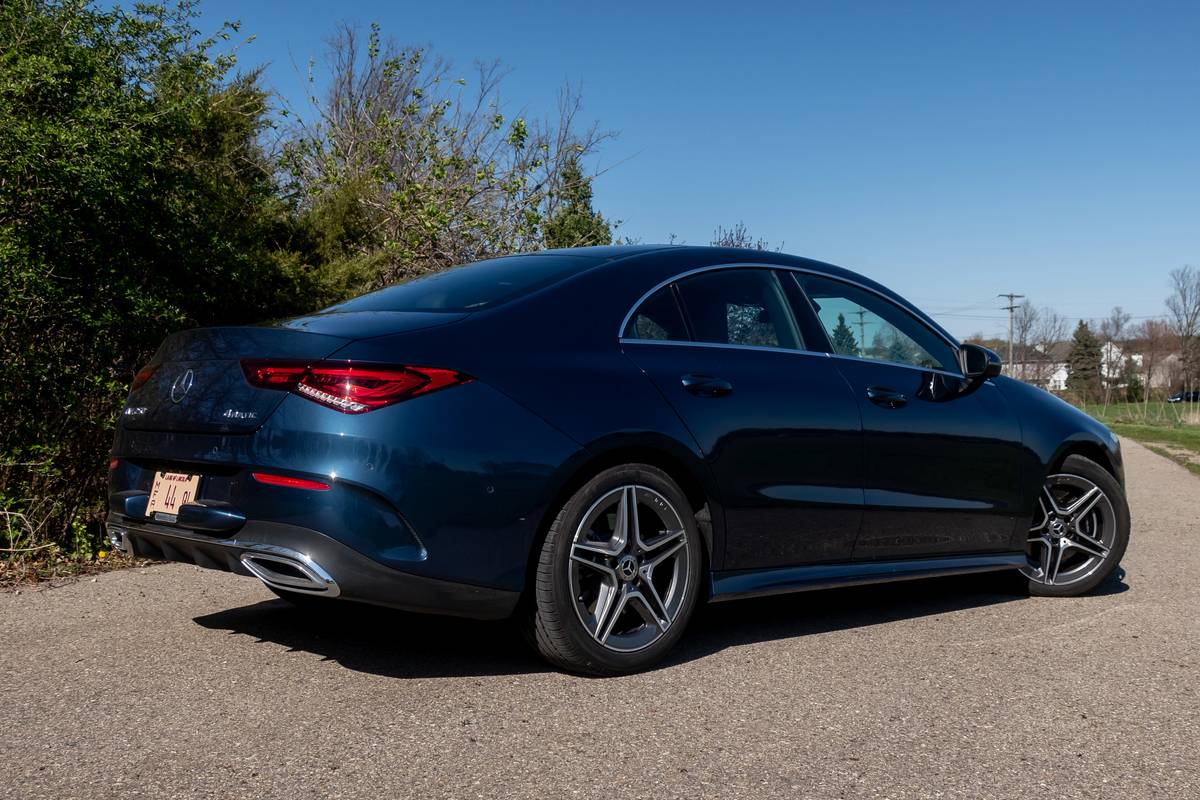 2020 Mercedes-Benz CLA250: 6 Things We Like (and 5 Not So Much)