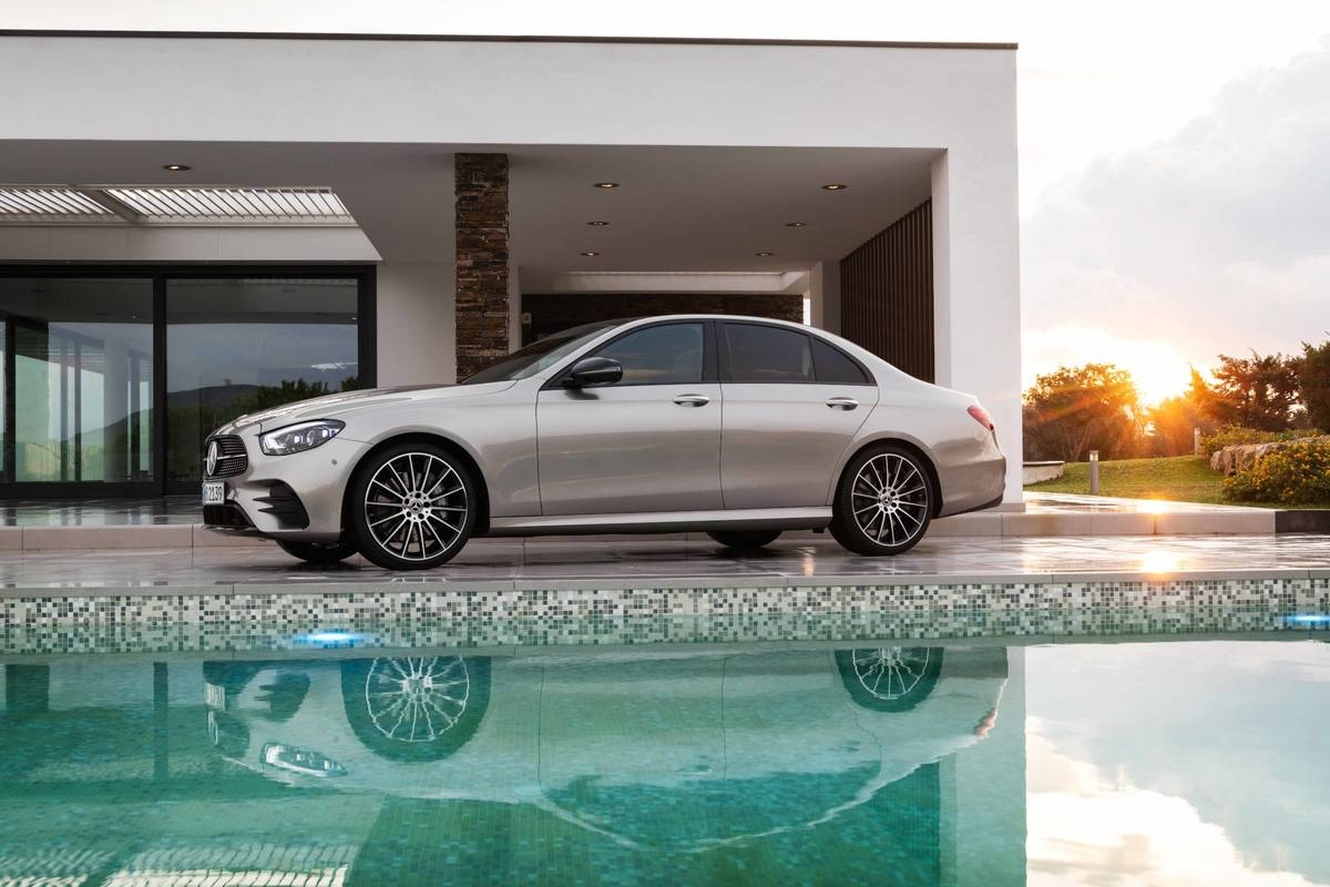 2021 Mercedes-Benz E-Class: High-Tech, Higher Price