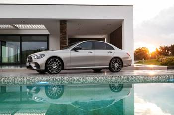 2021 Mercedes-Benz E-Class: High-Tech, Higher Price