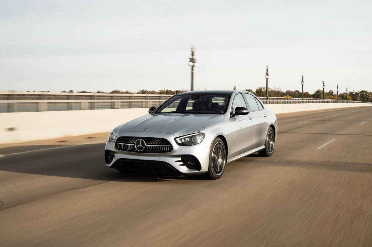 2021 Mercedes-Benz E-Class Review: Still the Best in the Business